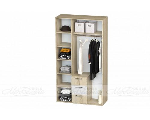 Шкаф 3-х створчатый, Белладжио