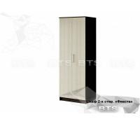 Шкаф 2-х створчатый, гостиная Фиеста